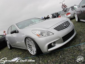 2014 X-5 Fukuoka CROSS FIVE MONSTER ENERGY XTREME SUPER SHOW Custom USDM Skyline G37