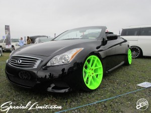 2014 X-5 Fukuoka CROSS FIVE MONSTER ENERGY XTREME SUPER SHOW Custom USDM G37 Convertible Skyline