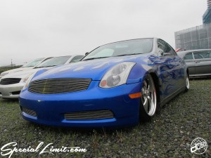 2014 X-5 Fukuoka CROSS FIVE MONSTER ENERGY XTREME SUPER SHOW Custom USDM Skyline G35