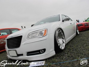2014 X-5 Fukuoka CROSS FIVE MONSTER ENERGY XTREME SUPER SHOW Custom USDM P.G MOTORING VOSSEN CHRYSLER NEW 300C