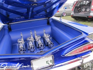 2014 X-5 Fukuoka CROSS FIVE MONSTER ENERGY XTREME SUPER SHOW Custom USDM Lowrider 59' IMPALA CHEVROLET