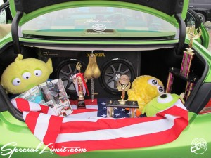 2014 X-5 Fukuoka CROSS FIVE MONSTER ENERGY XTREME SUPER SHOW Custom USDM TOYOTA WINDAM Trunk