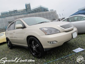 2014 X-5 Fukuoka CROSS FIVE MONSTER ENERGY XTREME SUPER SHOW Custom USDM TOYOTA HARRIER