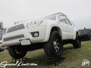 2014 X-5 Fukuoka CROSS FIVE MONSTER ENERGY XTREME SUPER SHOW Custom USDM TOYOTA 4RUNNER HILUX SURF