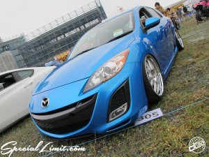 2014 X-5 Fukuoka CROSS FIVE MONSTER ENERGY XTREME SUPER SHOW Custom USDM MAZDA AXCELA