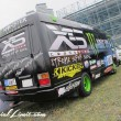 2014 X-5 Fukuoka CROSS FIVE MONSTER ENERGY XTREME SUPER SHOW Custom USDM KICKER UNIT MONSTER ENERGY