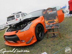 2014 X-5 Fukuoka CROSS FIVE MONSTER ENERGY XTREME SUPER SHOW Custom USDM NISSAN Fairlady Z33 350Z