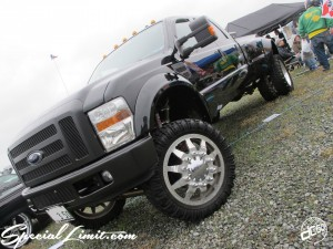2014 X-5 Fukuoka CROSS FIVE MONSTER ENERGY XTREME SUPER SHOW Custom USDM FORD TRUCK