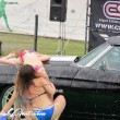 2014 X-5 Fukuoka CROSS FIVE MONSTER ENERGY XTREME SUPER SHOW Custom USDM BIKINI Car Wash