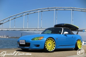 HONDA S2K Custom dc601 THULE Cargo Box Jet Bag CRIMSON RS CV WIRE REBEL Blue Shining Yellow Matte Apple Silver MINAI Photo Studio Geibunsha Custom Car Magazine Cover Car Nishizaki Rima Special Limit Neo Classic ORIGIN GT Wing RSR Adjustable Coil Over Suspension Car-y