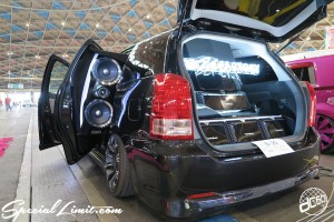 CUSTOM PARTY Vol.6 Port Messe Nagoya LEROY EVENT Pole Dance ICE KURO dc601 TOYOTA WISH on U Factory Custom Audio
