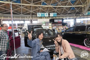 CUSTOM PARTY Vol.6 Port Messe Nagoya LEROY EVENT Pole Dance ICE KURO dc601 TOYOTA WISH Okuno Tokita