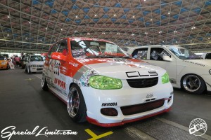CUSTOM PARTY Vol.6 Port Messe Nagoya LEROY EVENT SUZUKI Alto Racing Modify CLS Bud Face