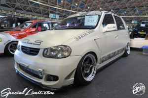 CUSTOM PARTY Vol.6 Port Messe Nagoya LEROY EVENT SUZUKI Alto WORK Racing Modify CLS