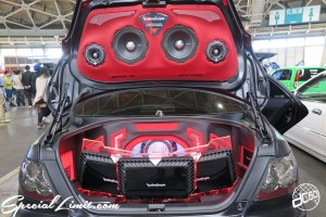CUSTOM PARTY Vol.6 Port Messe Nagoya LEROY EVENT TOYOTA MarkX Audio