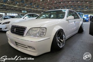 CUSTOM PARTY Vol.6 Port Messe Nagoya LEROY EVENT TOYOTA CROWN