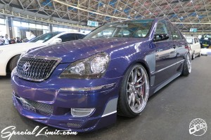 CUSTOM PARTY Vol.6 Port Messe Nagoya LEROY EVENT TOYOTA CROWN Majesta Slammed