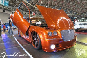 CUSTOM PARTY Vol.6 Port Messe Nagoya LEROY EVENT CHRYSLER 300C Audio
