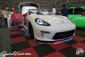 CUSTOM PARTY Vol.6 Port Messe Nagoya LEROY EVENT PANAMERA Z FOLS Wide Body Slammed FORGIATO