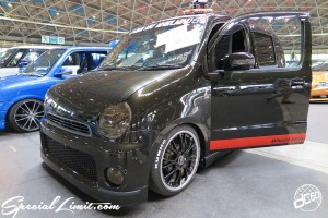 CUSTOM PARTY Vol.6 Port Messe Nagoya LEROY EVENT DAIHATSU MOVE LATTE
