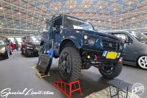 CUSTOM PARTY Vol.6 Port Messe Nagoya LEROY EVENT SUZUKI JIMNY