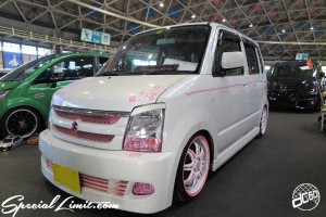 CUSTOM PARTY Vol.6 Port Messe Nagoya LEROY EVENT SUZUKI WAGON R