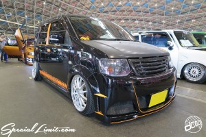 CUSTOM PARTY Vol.6 Port Messe Nagoya LEROY EVENT MITSUBISHI ek Wagon