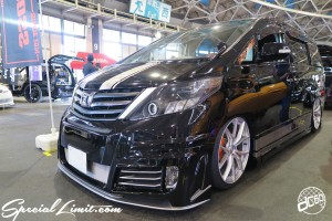 CUSTOM PARTY Vol.6 Port Messe Nagoya LEROY EVENT TOYOTA ALPHARD