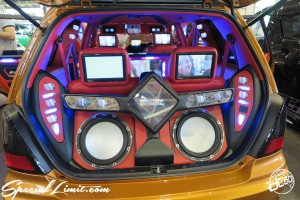 CUSTOM PARTY Vol.6 Port Messe Nagoya LEROY EVENT HONDA Odyssey Audio VIBE