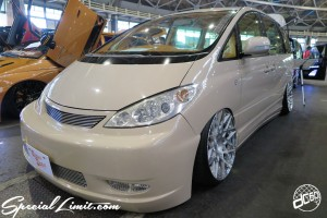 CUSTOM PARTY Vol.6 Port Messe Nagoya LEROY EVENT TOYOTA ESTIMA