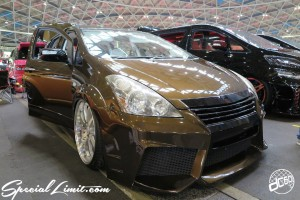 CUSTOM PARTY Vol.6 Port Messe Nagoya LEROY EVENT TOYOTA WISH