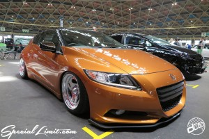 CUSTOM PARTY Vol.6 Port Messe Nagoya LEROY EVENT HONDA CR-Z