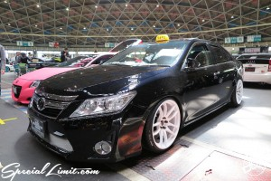 CUSTOM PARTY Vol.6 Port Messe Nagoya LEROY EVENT TOYOTA CAMRY WORK