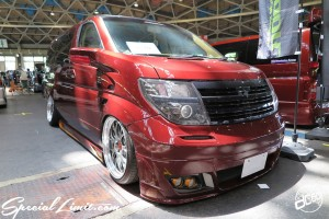 CUSTOM PARTY Vol.6 Port Messe Nagoya LEROY EVENT NISSAN ELGRAND