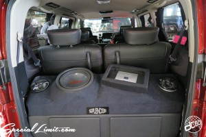 CUSTOM PARTY Vol.6 Port Messe Nagoya LEROY EVENT NISSAN ELGRAND Audio