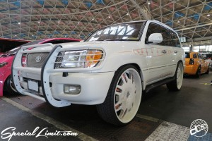 CUSTOM PARTY Vol.6 Port Messe Nagoya LEROY EVENT TOYOTA LAND CRUISER