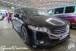 CUSTOM PARTY Vol.6 Port Messe Nagoya LEROY EVENT HONDA ODYSSEY