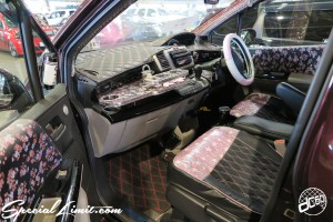 CUSTOM PARTY Vol.6 Port Messe Nagoya LEROY EVENT HONDA STREEM Interior