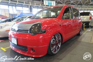 CUSTOM PARTY Vol.6 Port Messe Nagoya LEROY EVENT TOYOTA CIENTA