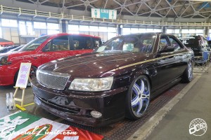 CUSTOM PARTY Vol.6 Port Messe Nagoya LEROY EVENT NISSAN Laurel