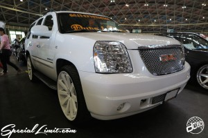 CUSTOM PARTY Vol.6 Port Messe Nagoya LEROY EVENT GMC YUKON