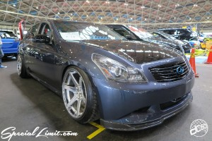 CUSTOM PARTY Vol.6 Port Messe Nagoya LEROY EVENT NISSAN Skyline G37