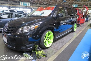 CUSTOM PARTY Vol.6 Port Messe Nagoya LEROY EVENT MAZDA MPV