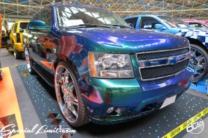 CUSTOM PARTY Vol.6 Port Messe Nagoya LEROY EVENT CHEVROLET AVALANCHE