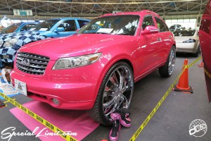 CUSTOM PARTY Vol.6 Port Messe Nagoya LEROY EVENT INFINITI FX