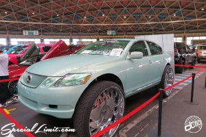 CUSTOM PARTY Vol.6 Port Messe Nagoya LEROY EVENT NEXT WORKS LEXUS GS FORGIATO 32""
