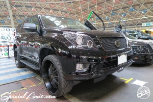CUSTOM PARTY Vol.6 Port Messe Nagoya LEROY EVENT Land Cruiser PRADO