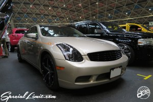 CUSTOM PARTY Vol.6 Port Messe Nagoya LEROY EVENT Skyline Coupe G35