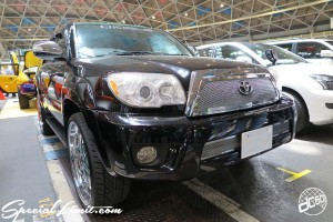 CUSTOM PARTY Vol.6 Port Messe Nagoya LEROY EVENT TOYOTA 4Runnner Hilux Surf