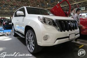 CUSTOM PARTY Vol.6 Port Messe Nagoya LEROY EVENT TOYOTA Land Cruiser PRADO